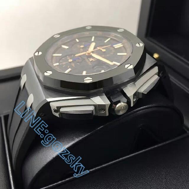 new styles 9150c 91baa オーデマピゲ ロイヤルオーク オフショア 26405CE メンズ腕時計