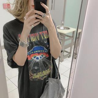 BEAUTY&YOUTH UNITED ARROWS - ビューティー&ユース ♥GOOD ROCK SPEED USED加工Tシャツ♥