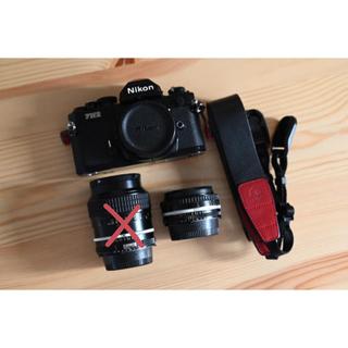 Nikon - Nikon New FM2 &レンズ2本&ストラップ