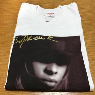Supreme - 新品 19aw supreme Mary J. Blige Tee 白 M