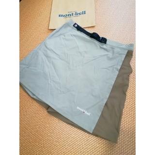 mont bell - モンベル ストレッチODラップ ショーツ レディース Lサイズ