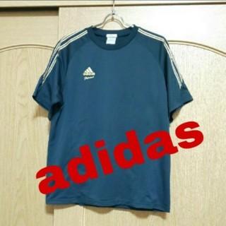 アディダス(adidas)のadidas アディダス  メンズTシャツ(Tシャツ/カットソー(半袖/袖なし))