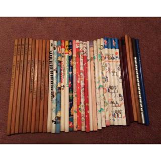鉛筆  35本