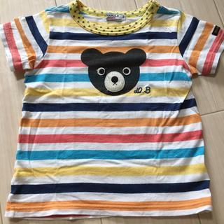 DOUBLE.B - ミキハウス ダブルビー Tシャツ 100