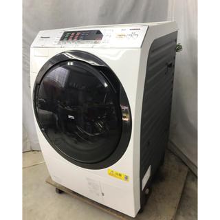 Panasonic - パナソニック ななめ型ドラム式洗濯乾燥機9.0Kg 泡洗浄 NA-VX3500L