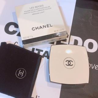 CHANEL - chanel パウダー
