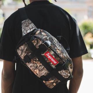 Supreme - Supreme Waist Bag Realtree