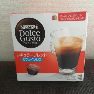 Nestle - ネスレ ドルチェグスト レギュラーブレンド カフェインレス
