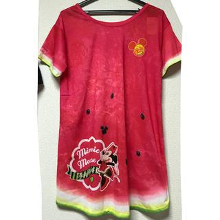 Disney - 東京ディズニーリゾート スイカTシャツ