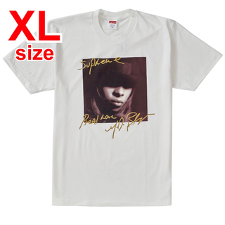 Supreme - XL Mary J. Blige Tee フォトT 2019 FW