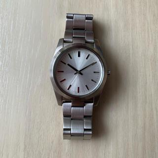 ムジルシリョウヒン(MUJI (無印良品))のMUJI 無印良品  ステンレス腕時計(腕時計(アナログ))