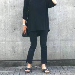 DEUXIEME CLASSE - MOTHER BLACK INSIDER CROP/24