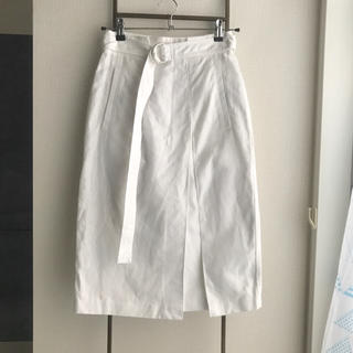 TOMORROWLAND - DesPres リネンタイトスカート