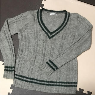 NICE CLAUP - ニットセーター