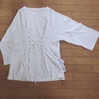 メルロー(merlot)のmerlot 七分袖 Tシャツ(Tシャツ(長袖/七分))