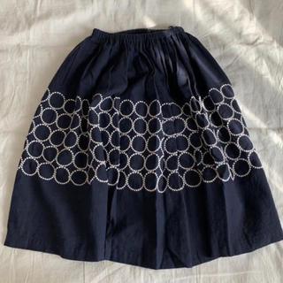 mina perhonen - mina perhonen ミナペルホネン tambourine スカート