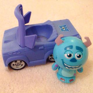 ディズニー(Disney)の海外品 サリー おもちゃ(手押し車/カタカタ)