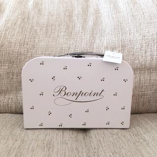 Bonpoint - ボンポワン  ペーパートランク  新品タグ付き