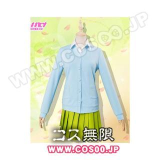 五等分の花嫁◆中野三玖◆コスプレ衣装(衣装一式)