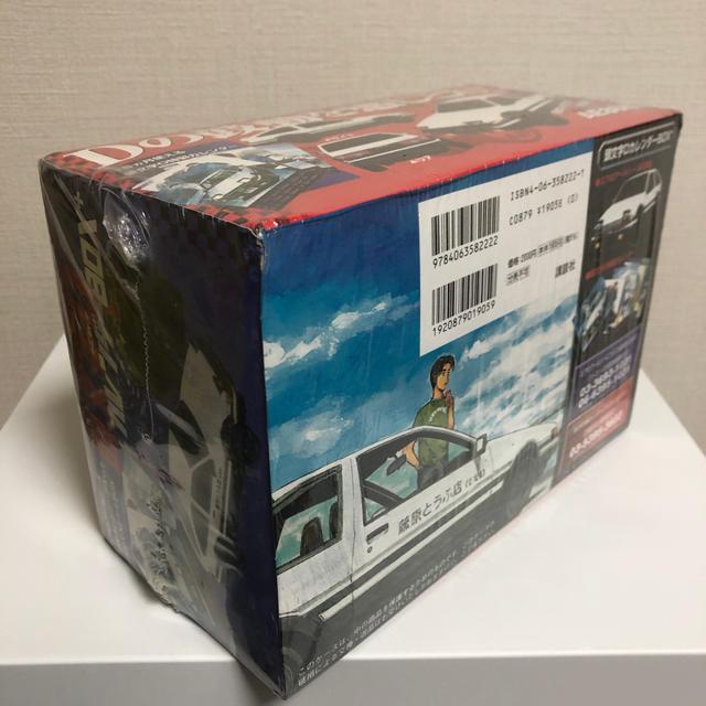 TOMMY(トミー)の頭文字D カレンダーBOX AE86改  エンタメ/ホビーのエンタメ その他(その他)の商品写真