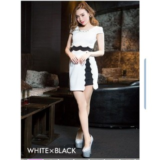 dazzy store - ♡美品♡キャバドレス♡ホワイト♡