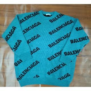 Balenciaga - 正規品Balenciagaバレンシアガ セーター ニット 男女兼用 美品!