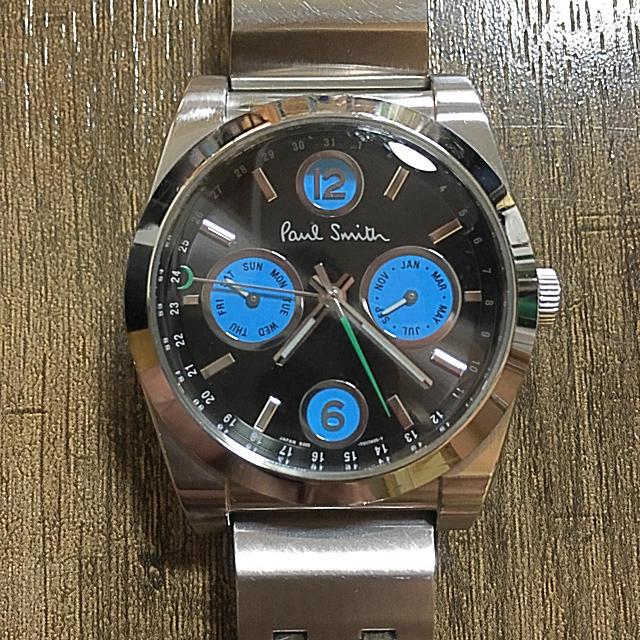 プラダ バッグ 丸型 | Paul Smith - Paul Smith 腕時計 メンズの通販 by strum's shop|ポールスミスならラクマ