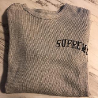 Supreme - supreme ロンT