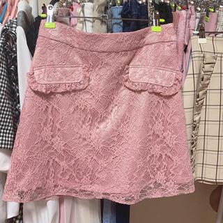 Bubbles - レーススカート