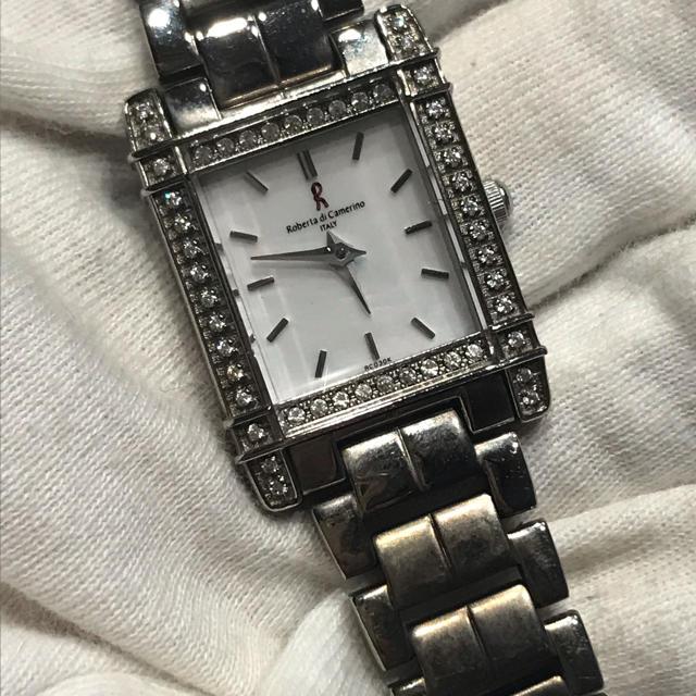 ROBERTA DI CAMERINO - 腕時計  ロベルタディカメリーノ  Roberta di camerinoの通販 by そのぴ's shop|ロベルタディカメリーノならラクマ
