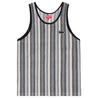 Supreme - シュプリーム supreme  Knit Stripe Tank Top