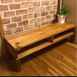 アンティーク  木目調  シンプル テーブル  新品