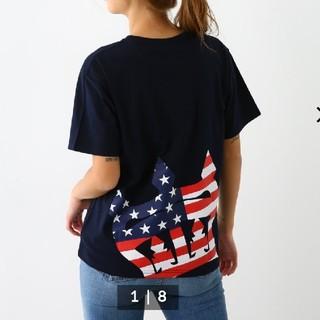 ロデオクラウンズワイドボウル(RODEO CROWNS WIDE BOWL)のTee rcnv(Tシャツ(半袖/袖なし))
