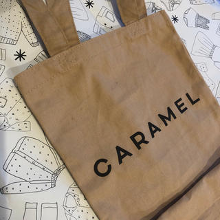 キャラメルベビー&チャイルド(Caramel baby&child )のcaramel ノベルティートート (トートバッグ)
