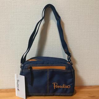 パラディーゾ(Paradiso)のパラディーゾ 新品未使用 ショルダーバッグ ポーチ ゴルフ テニス(バッグ)