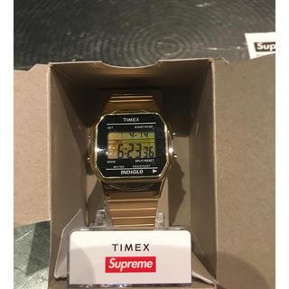 シュプリーム(Supreme)のSupreme®19FW Timex® Digital Watch 本日配送可能(腕時計(デジタル))