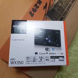 SONY - SONY Cyber-shot デジタルカメラ DSC-WX350 新品未開封