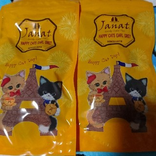 KALDI - カルディ  ねこの日福袋  紅茶2袋