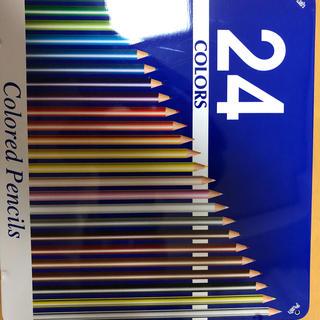 色鉛筆(24色)