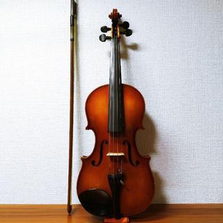 【ワンピースバック】梅沢バイオリン 1/4 U40 1985(ヴァイオリン)
