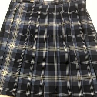 ミツコシ(三越)の木更津総合  制服 夏スカート(ひざ丈スカート)