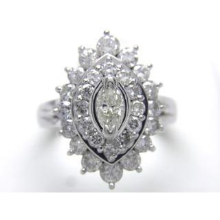 PT900 合計1.53ct 天然 ダイヤモンド リング(リング(指輪))