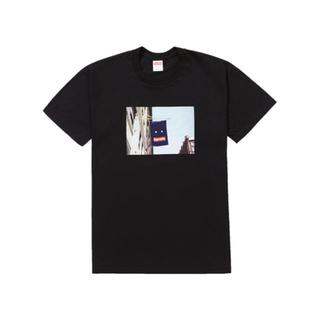 シュプリーム(Supreme)のSupreme Banner Tee Mサイズ ブラック 即配送可能(Tシャツ/カットソー(半袖/袖なし))