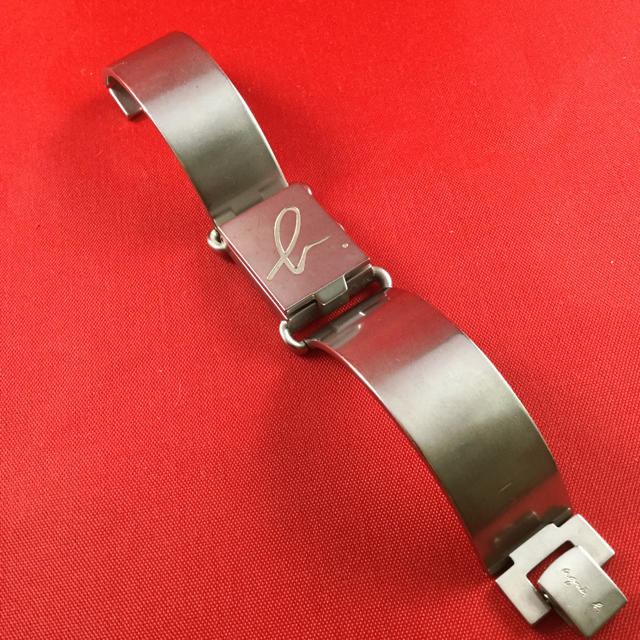 エルメス 財布コピー / agnes b. - バングルウォッチ 電池交換済の通販 by シャル's shop|アニエスベーならラクマ