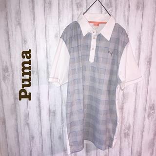 プーマ(PUMA)のpuma プーマ ポロシャツ プーマ ゴルフ  XLサイズ(ポロシャツ)