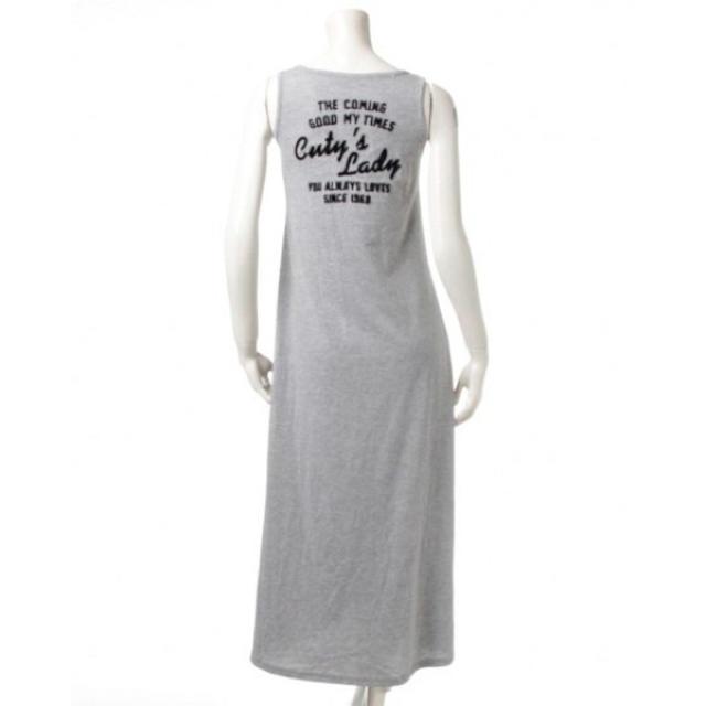 INGNI(イング)のINGNI  BACK刺繍マキシ/OP レディースのワンピース(ロングワンピース/マキシワンピース)の商品写真