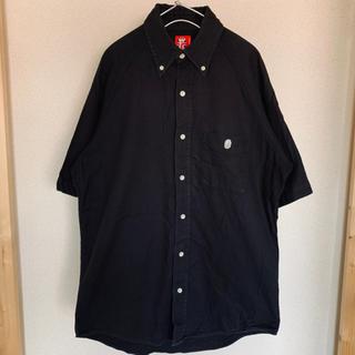 A BATHING APE - アベイシングエイプ ワークシャツ 半袖シャツ