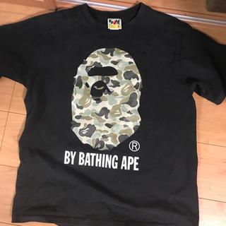 A BATHING APE - エイプTシャツ Mサイズ