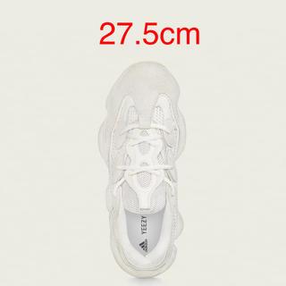 adidas - YEEZY 500 BONE WHITE 27.5cm