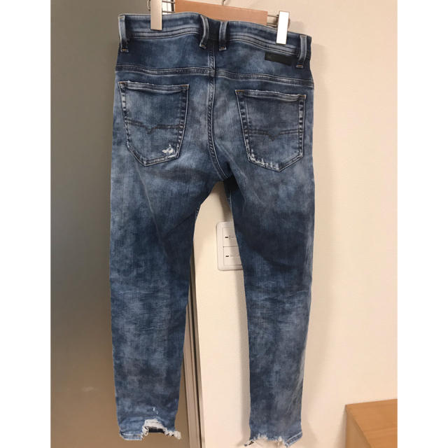 DIESEL(ディーゼル)の19SS DIESEL Thommer Joggjeans W29 メンズのパンツ(デニム/ジーンズ)の商品写真